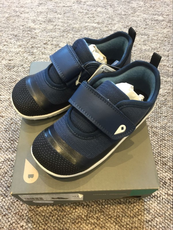 Bobux IW Lo Dimension Sport Shoe Blue