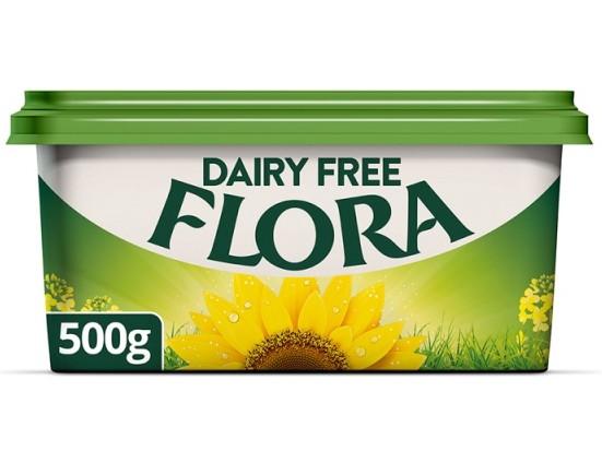 Dairy-free spread Flora 500g