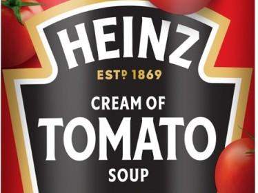 Soup Heinz tomato 400g