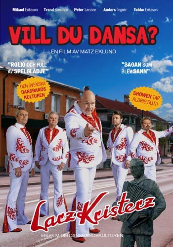 DVD Vill Du Dansa