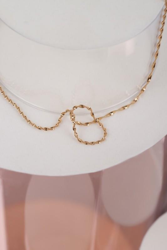 Jukserei - Twirl necklace