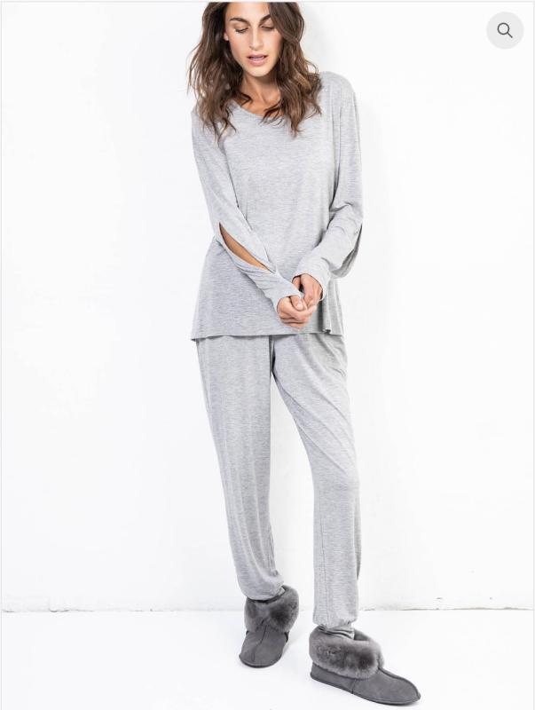 Cozy by JZ - Night pants w/ pockets