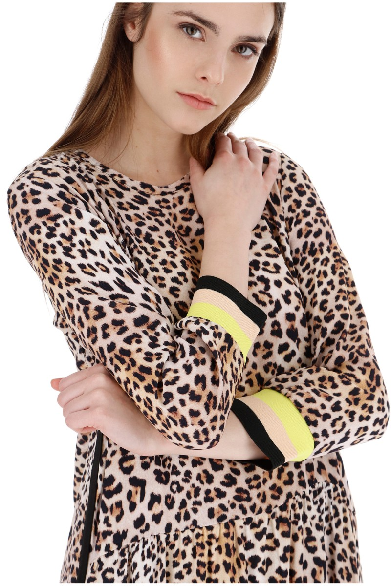 Imperial - Midy leo dress