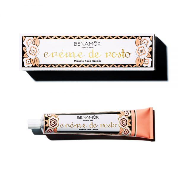 Benamôr Rose Amélie, Face Cream 50 ml