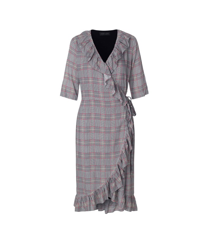 Storm & Marie - Agota Wrap dress