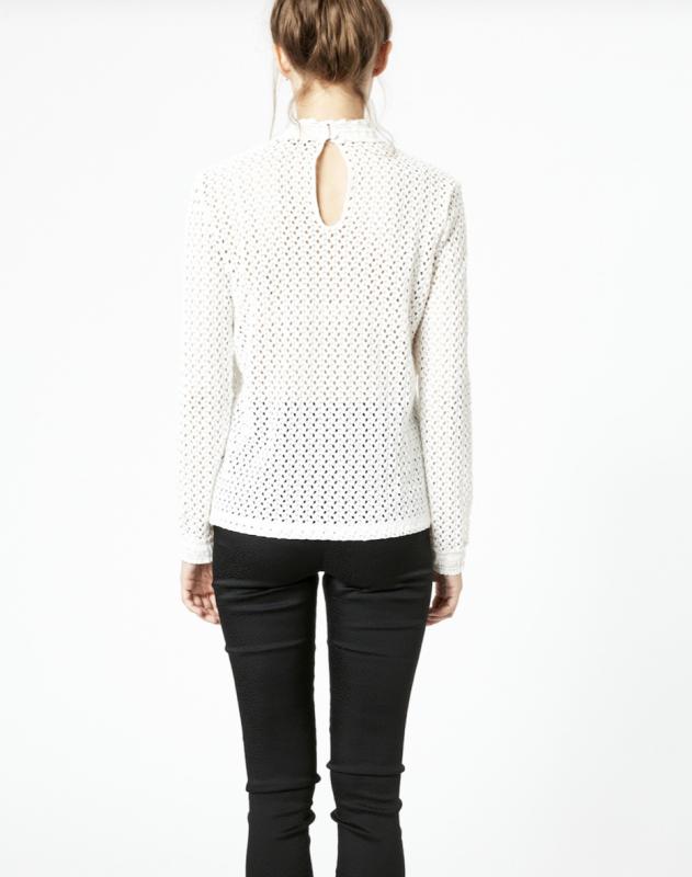 Storm og Marie - Nuri blouse (sort)