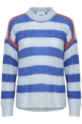 Denim hunter-Indianna Stripe Pullover