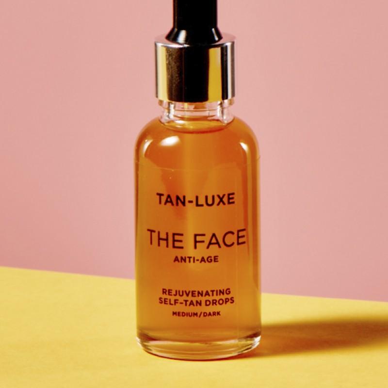 Tan-Luxe - The Face (anti-age), Rejuventating Self-Tan Drops