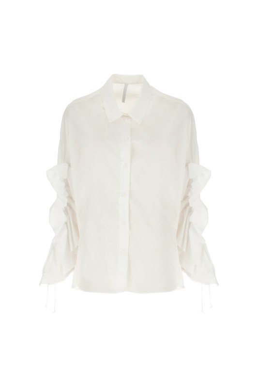 Imperial-OVERSIZED ASYMMETRICAL SHIRT