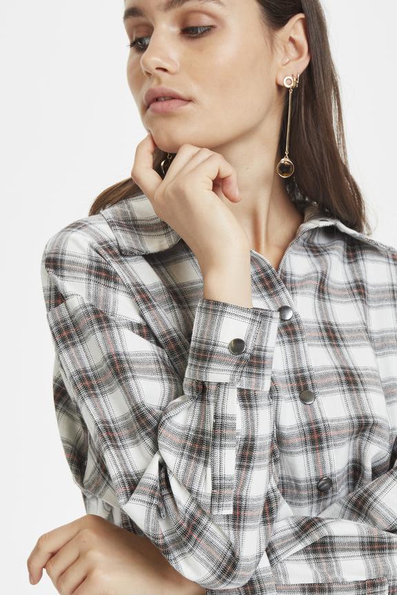 Denim Hunter - Carmella Cheked Shirt