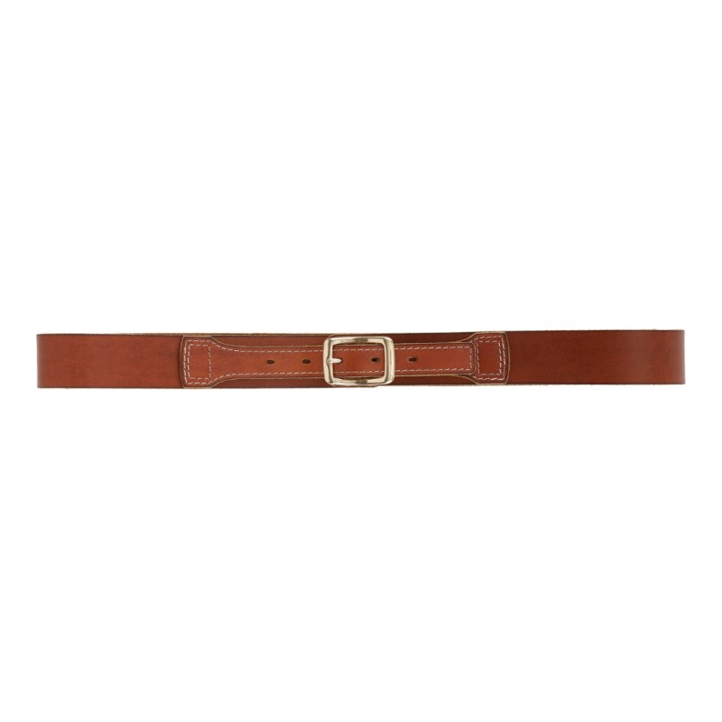 Plissé Copgenhagen - Saddle belt (Cognac)