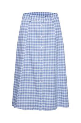 Denim hunter-Milano Checked Skirt
