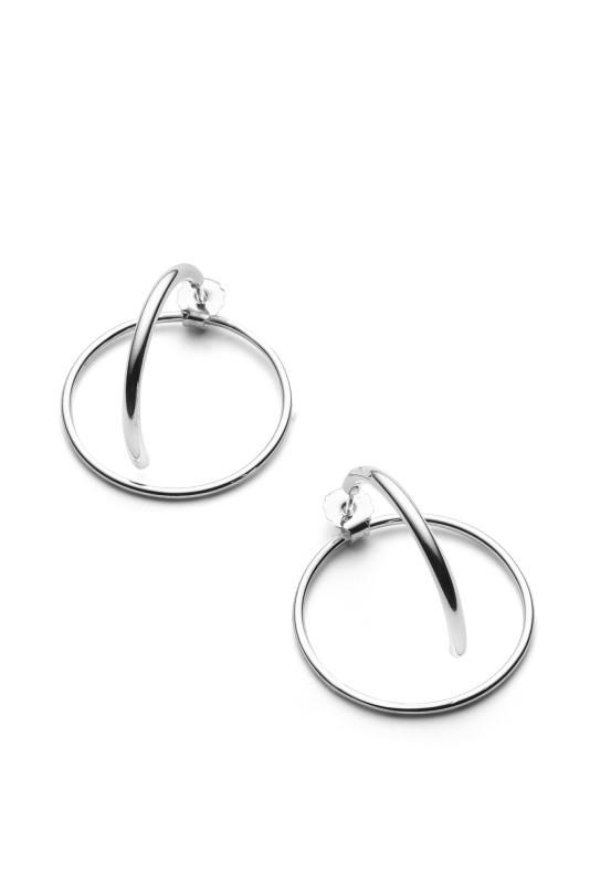 Jukserei - Orbit Ear Atud silver