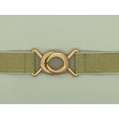 Justdlux-Lurex elastic belt