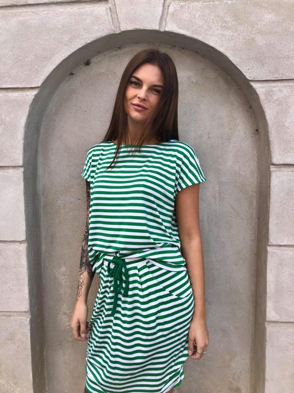 It's My Life - Green Stripe