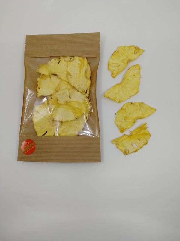 Kuivattu ananas / Dried pineapple 40g