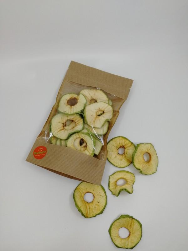 Kuivattu omena / Dried apple  45g