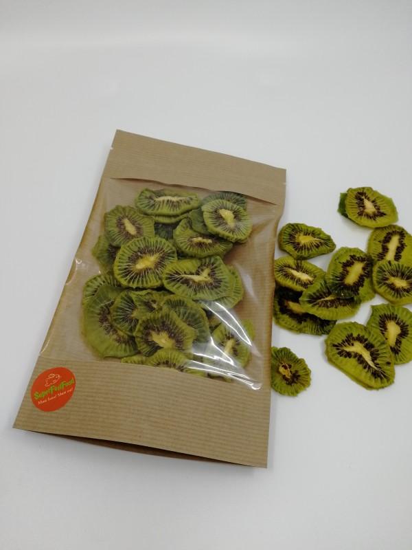 Kuivattu kiivi / Dried kiwi