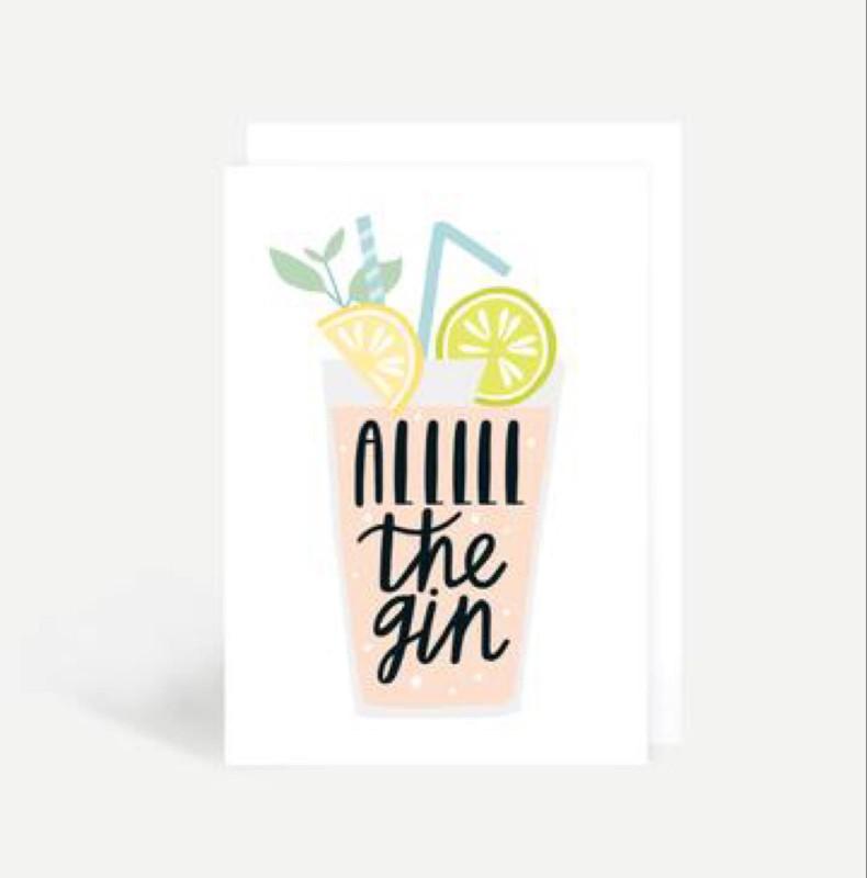 All the Gin (HA02)