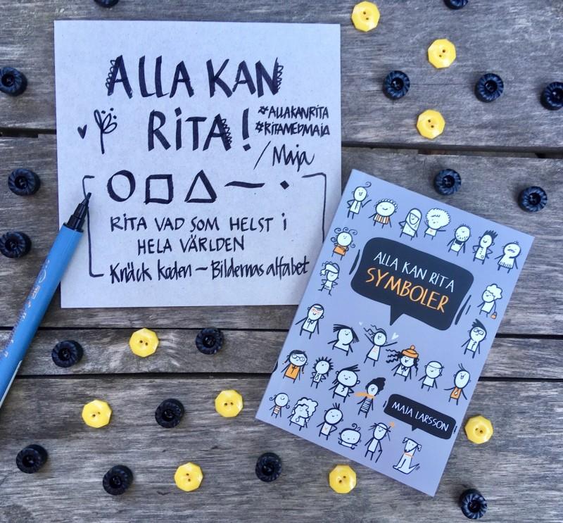 Alla kan rita symboler - Maja Larsson