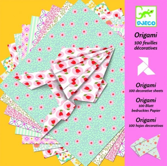 100 st Origamipapper