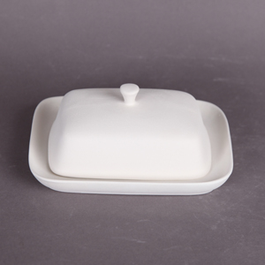 Delux butter dish