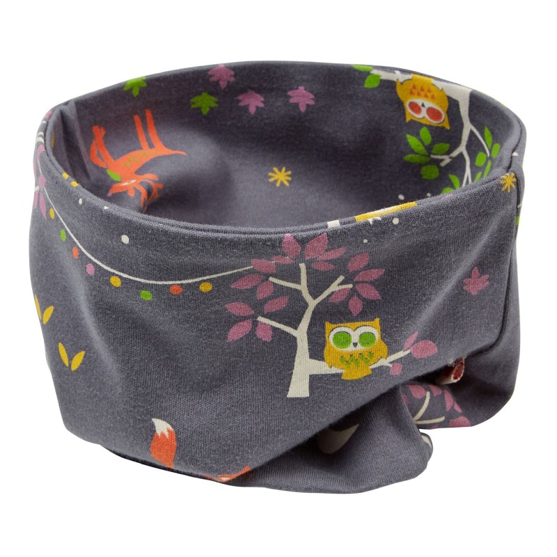 Piccalilly Neck Warmer, Winter Woodland