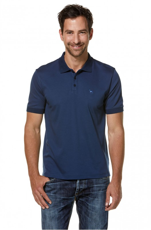 Polo Shirt Mens - Navy