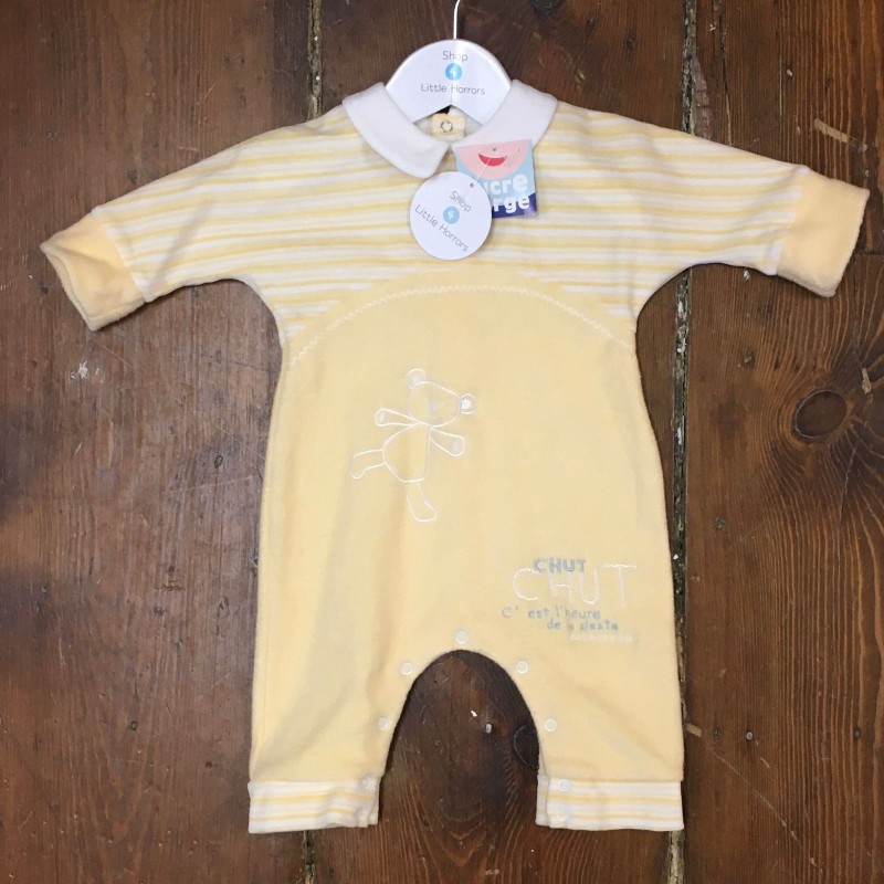 SUCRE D'ORGE LEMON ALL IN ONE BNWT 3M