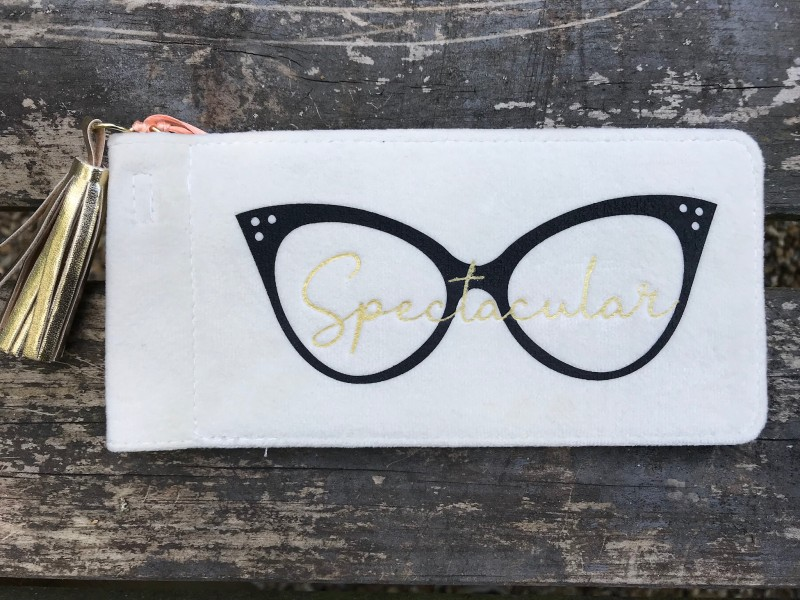 CGB spectacular glasses case