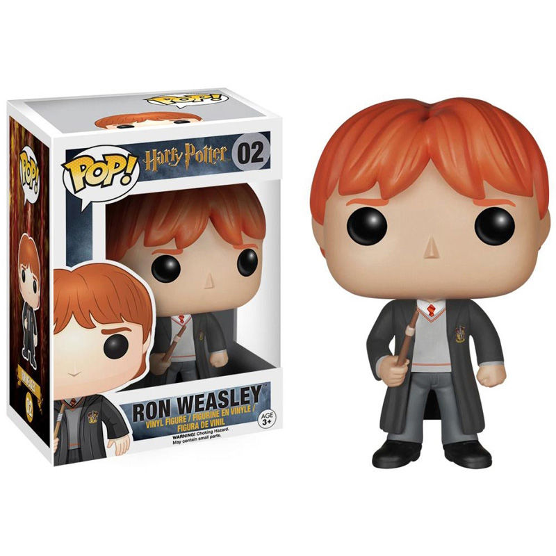 Harry Potter 02 - Ron Weasly