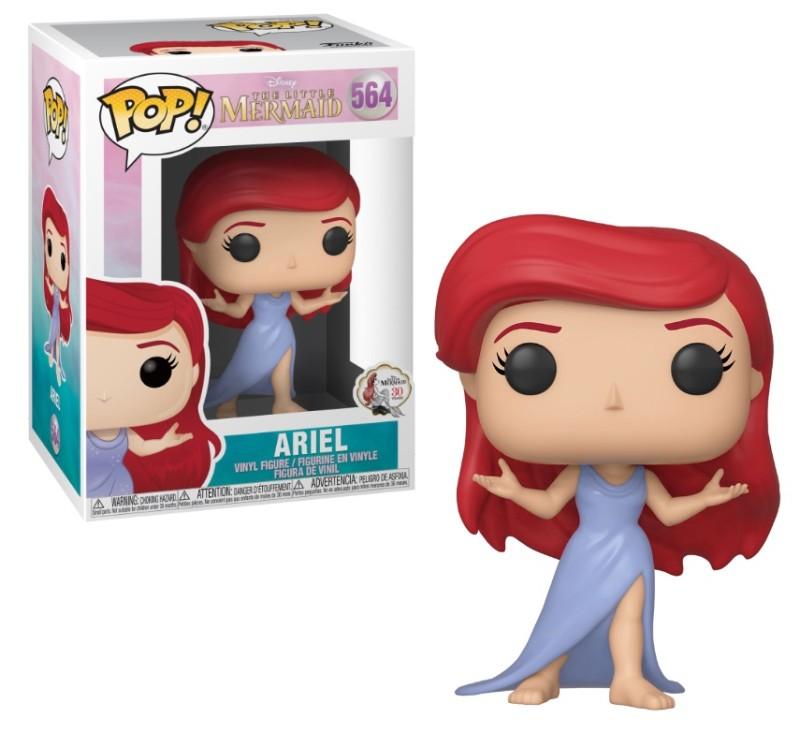 Disney 564 - Ariel With Purple Dress