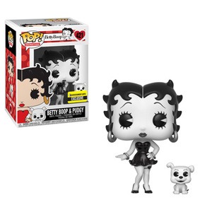 Animation 421 - Betty Boop & Pudgy