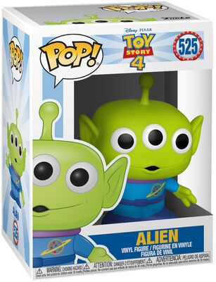 Funko Pop - Disney 525 Alien - På lager uge 42