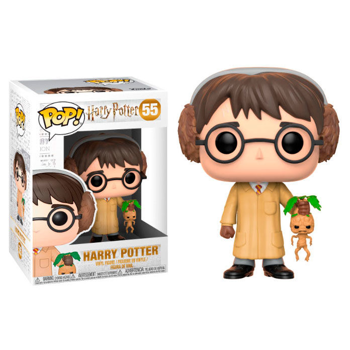 Harry Potter 55 - Harry Potter Herbology