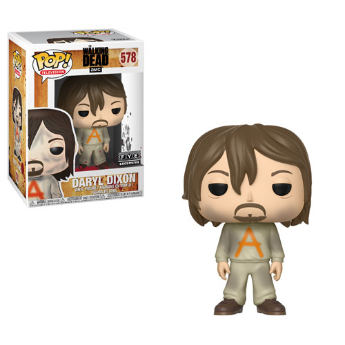 Television 578 - Daryl Dixon - Fye Excl