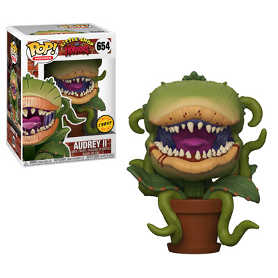 Movies 654 - Audrey II Chase