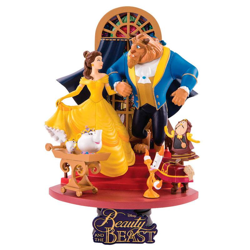 Disney Beauty and the Beast - Beast Kingdom Figur