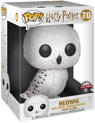 Harry Potter 70 - Oversized Hedwig 10