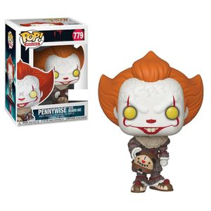 Movies 779 - Pennywise with Beaver Hat
