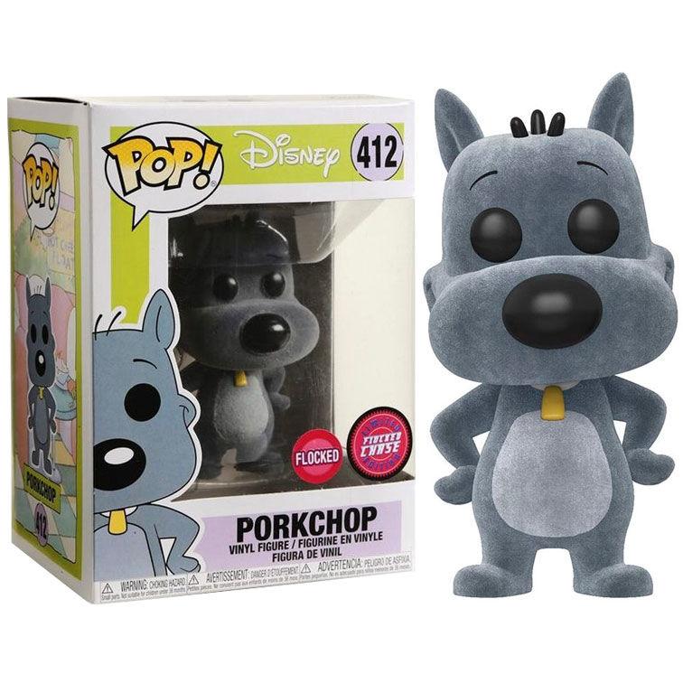 Disney 412 - Porkchop Flocked Chase