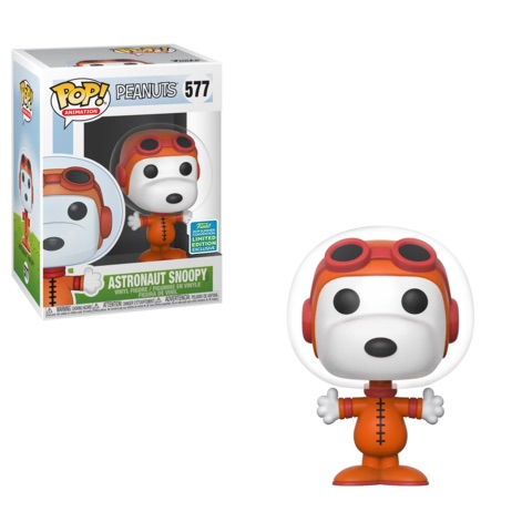 Animation 577 - Astronaut Snoopy - Summer Convention