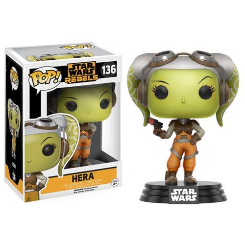 Star Wars 136 - Hera