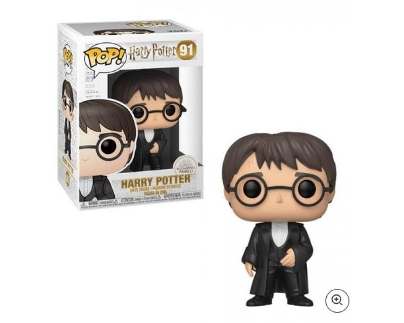 Harry Potter 91 - Harry Yule Ball