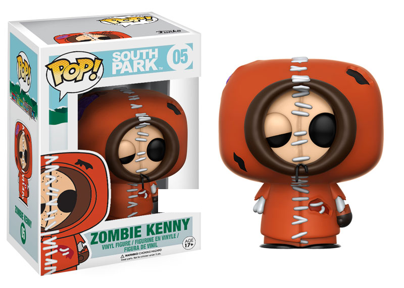 South Park 05 - Zombie Kenny