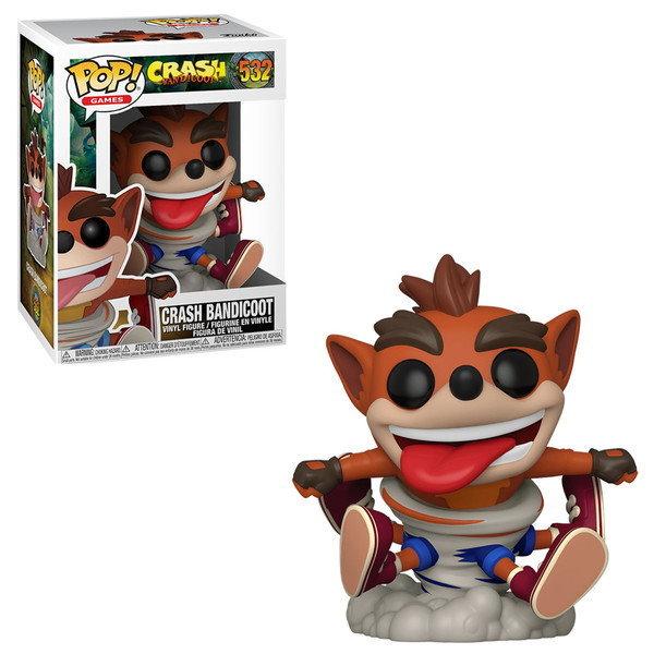 Games 532 - Crash Bandicoot