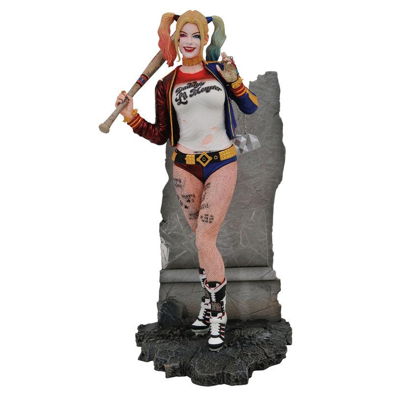 DC Comics Harley Quinn diorama figur