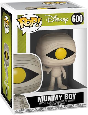 Funko Pop - Disney 600 Mummy Boy - På lager uge 42