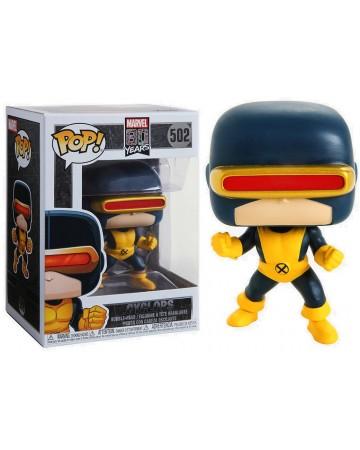 Funko Pop - Marvel 502 Cyclops - På lager uge 42