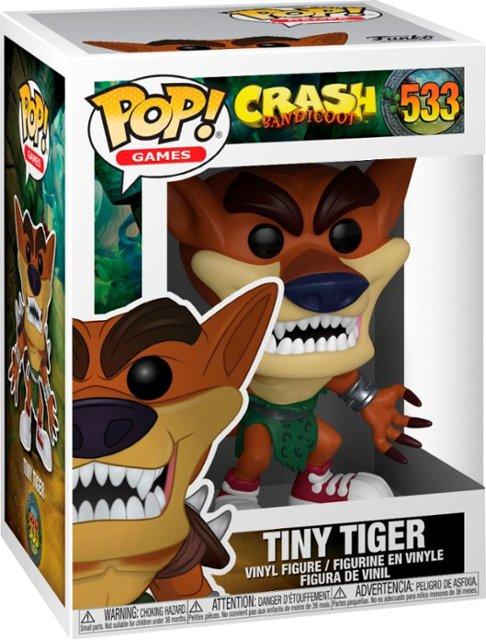 Games 533 - Crash Bandicoot Tiny Tiger